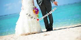 Ella的甜蜜浪漫關島婚紗攝影行