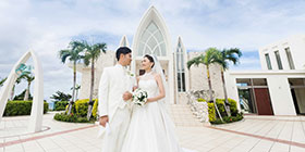 """Yes ,I do .""這不是拍電影,這是タケ&カスミ的沖繩婚禮~"