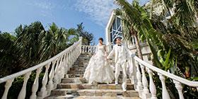 幸福的下一站-日本沖繩婚紗攝影『Vincent & Sherri』