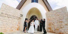 帶著愉悅的心情結婚去!~Chang&May的關島婚禮~