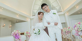 『草民&女王』三個願望一次滿足-Fair & Middo的沖繩婚禮