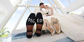 超越期待的甜蜜海島婚禮-Ed&Peggy的關島婚禮