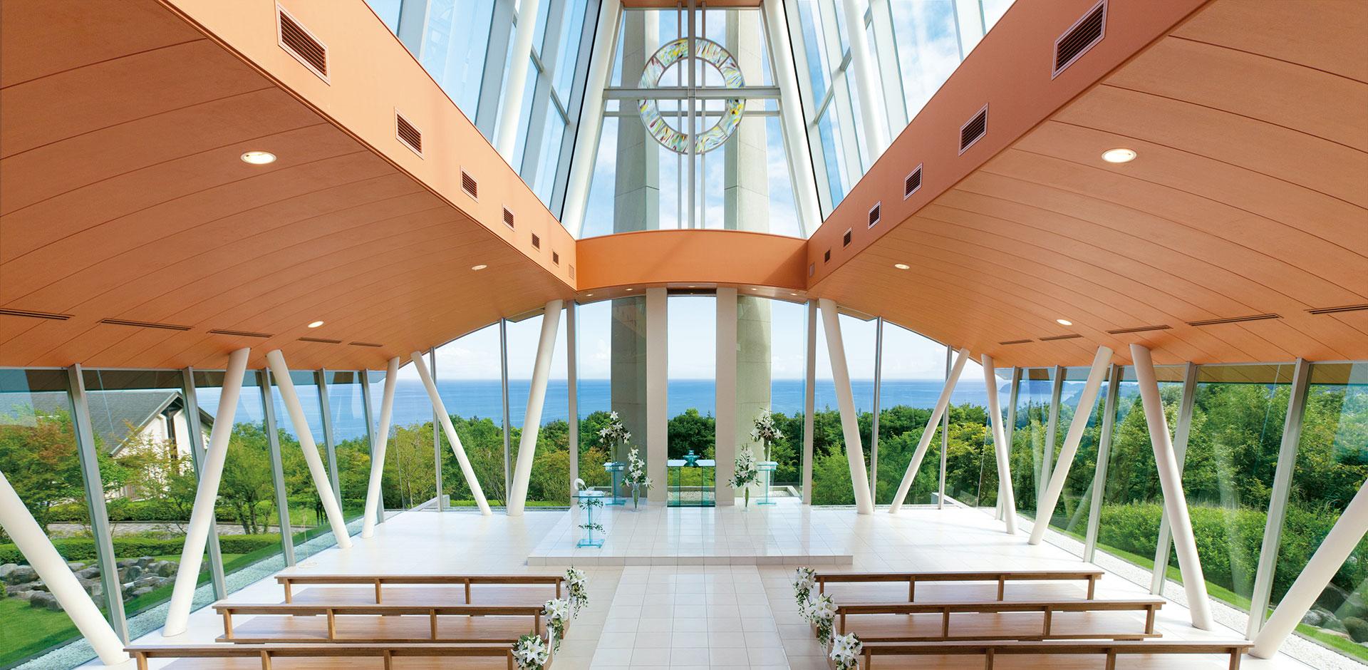 ODAWARA Crystal Grace Chapel