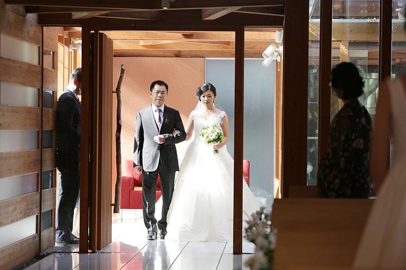 Karuizawa Creek Garden克里克花園教堂婚禮
