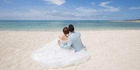 物超所值的教堂婚禮-李先生&梁小姐的沖繩婚禮
