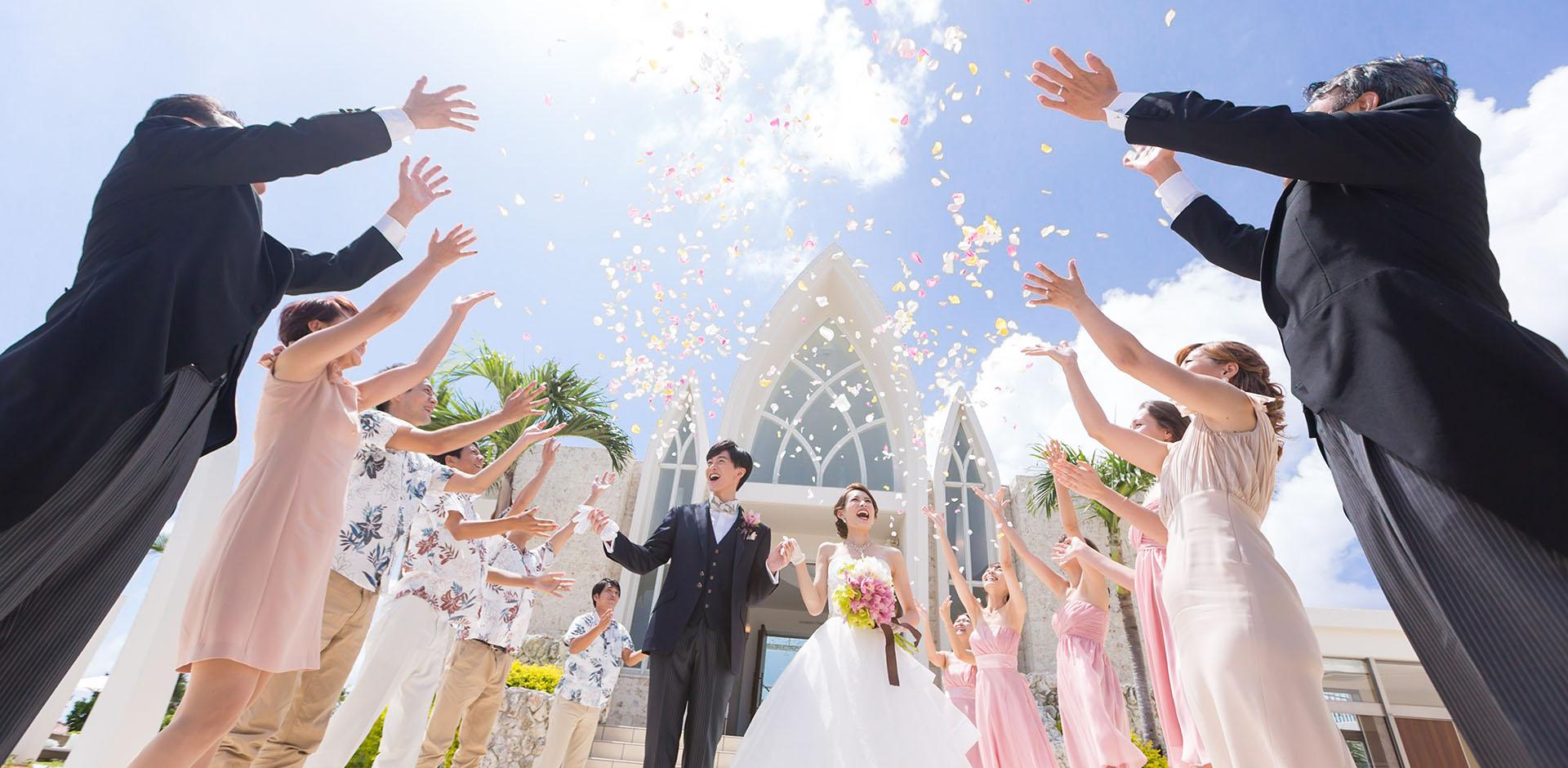 OVERSEAS WEDDING 海外婚禮