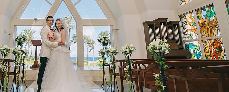 教堂婚攝(宮古島)