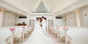 這輩子最完美而夢幻的回憶~劉先生&林小姐的沖繩婚禮~