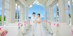 自己在乎的小細節都備受重視~吳先生&劉小姐的沖繩婚攝~