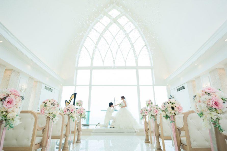 2017年夏天,在沖繩,完成我們夢想中的婚禮。~兆偉&淑惠的沖繩婚禮~