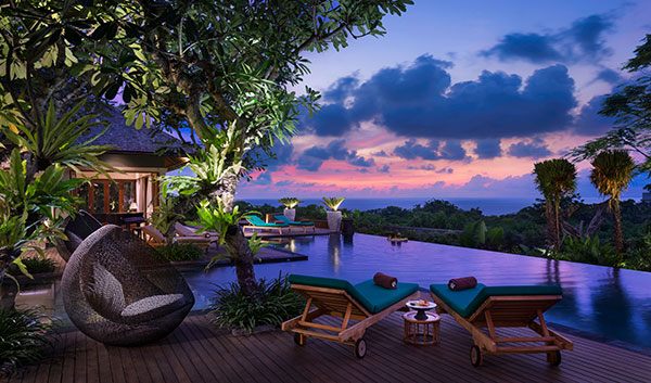 The Shanti Residence Ocean Sky Villa Wedding香堤私人別墅
