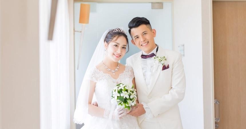 短短三個月時間空檔中, 實現夢想中的一切! 李先生&白小姐的沖繩婚禮~