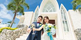 2019.6月在艾葵雅教堂讓所有參加的親友都留下美好的回憶 國翔&劭帆
